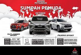 Promo Oktober Mitsubishi Bintaro