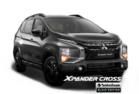 Xpander Cross RF Black Edition AT