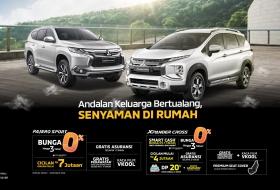 Promo Mitsubishi Bintaro