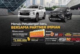 Promo Mitsubishi Juni