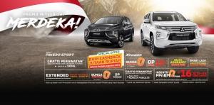 Promo Agustus Mitsubishi